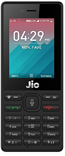 JioPhone (Black)-Security Deposit