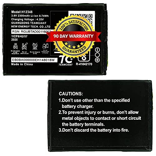 Power House Battery Original Compatible for Jio WiFi Battery H-12348 Reliance Jio WiFi Dongle/Airtel WiFi / M2S Fi 2 / Wireless Router 4g FI2 / M2 hot spot {2300mAh} -3 Months Warranty