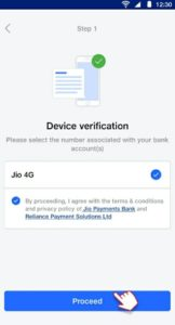 Jio Payments Bank UPI Address