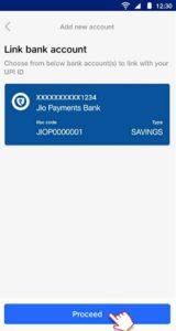 Jio Payment Bank Upi ID